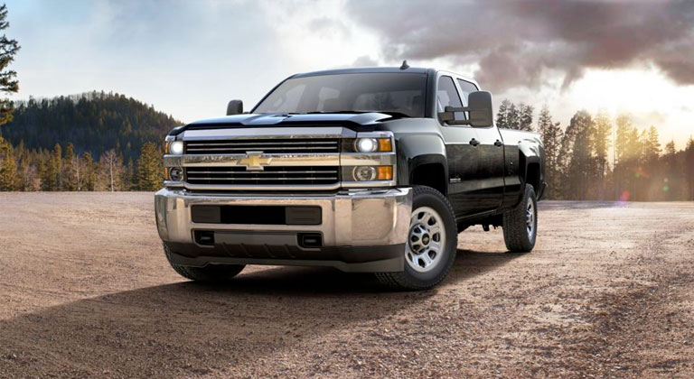 2017 Chevrolet Silverado 3500HD WT Single Rear Wheel